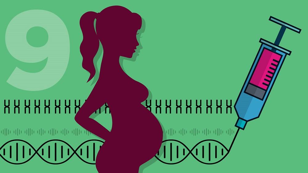 آزمایش غربالگری و سونوگرافی بارداری