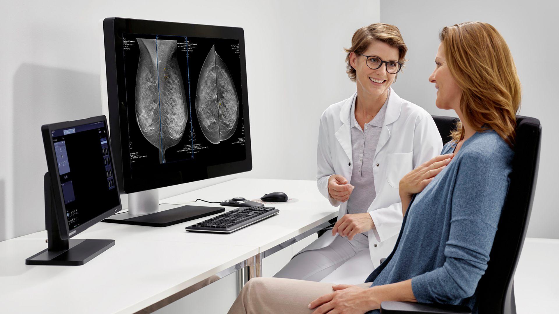 ماموگرافی تا چه اندازه میتواند دقیق عمل کند؟